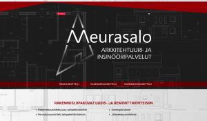 A. Meurasalo kotisivu referenssi