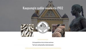 Referenssi Kuopion Kauppahalli